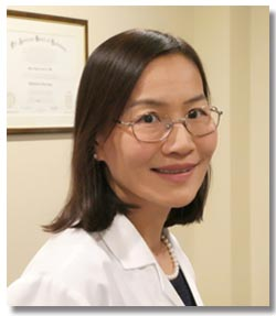 Helen Xiao-Li, MD - Radiation Oncologist, Staten Island, Wishing you and your family a very blessed & prosperous New Year!