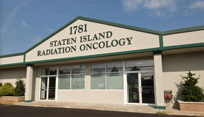 Staten Island Radiation Oncology Building
